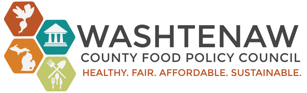 Washtenaw County Food Policy Council Logo